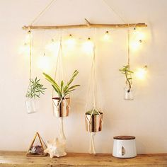 DIY UO : SUSPENSION EN CUIVRE ET MACRAME | Urban Outfitters Blog