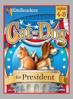 One of the contributions of my story, Cat or Dog for President, is the way in which it draws on the innocent perspective of a child, in an effort to provide young readers with the opportunity to think about the political process and the true meaning of words, such as kindness, compassion, acceptance, and the importance of diversity in all aspects of human life.