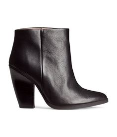#TCIFAVORITES 51 | TheChicItalian | My favorites of the week - H&M premium quality leather fall booties