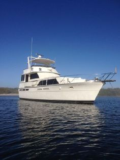 1978 Pacemaker FLUSH DECK MOTOR YACHT Power Boat For Sale - www.yachtworld.com