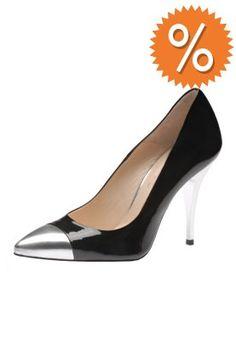 Evita High Heel Pumps schwarz
