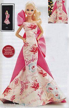 Robert Best Avon roses Barbie doll