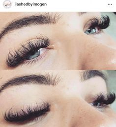 9e6a16dedd2 Long Fake Eyelashes | Long Fake Lashes | Lash Extension Application  20190523 Volume Lash Extensions,
