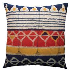 Java Throw Pillow Eurosham