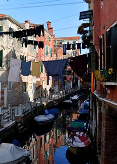 Castello, Venezia, Everyday Life ... I love everything thing about Italy...wish I was back there !