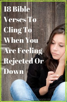 18 beautiful Bible verses to cling to when you are feeling rejected, lonely or down. These Bible verses will remind you who you are in Christ Jesus and just how much our Heavenly Father loves you. Prayers and how to pray Bible Verses About Beauty, Bible Verses For Women, Beauty Bible, Encouraging Bible Verses, Bible Verses Quotes, Scripture Verses, Bible Scriptures, Super Quotes, Love Quotes