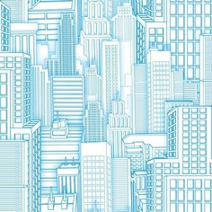 Product Description Boys Will Be Boys ZB3267 Boys Will Be Boys Spiderman City Wallpaper features architectural renderings of Spiderman's urban playground--the skyscrapers of New York City. Featuring a