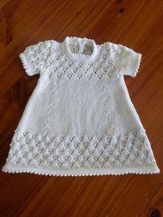 Ravelry: Rosebud Layette - Dress pattern by Patons Australia
