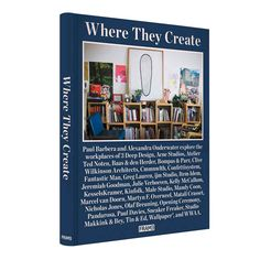 """""""Where They Create"""" - -  Is It A Sign?"""