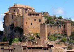Castillo de Alquézar. Huesca
