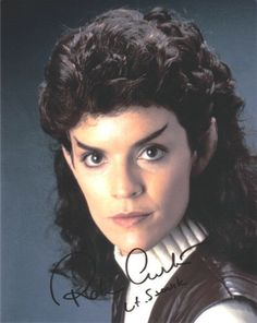 Robin Curtis Gallery | Robin Curtis Classic Star Trek Lt Saavik Autograph 6 | eBay