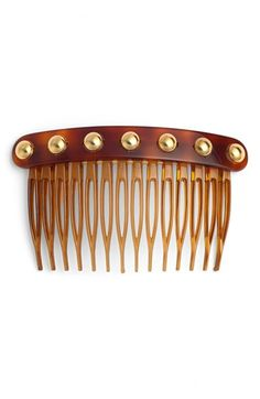 France Luxe Studded Side Comb