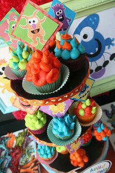 And Everything Sweet: Monster Bash!!!