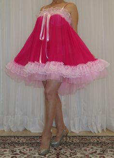 Lace Slip, Satin Slip, Doll Bikini, Baby Cardigan Knitting Pattern, Lace Nightgown, Lingerie Dress, Plus Size Lingerie, Blue Satin, Vintage Lingerie