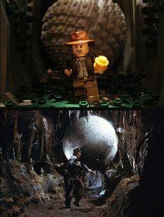Lego Indiana Jones.