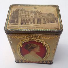 1922 commemorative tin illustrating the royal by wafflesandsprout