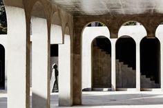 home of catalan artist xavier corbero.