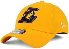 652850cb204 New Era Los Angeles Lakers Team Classic 39THIRTY Cap Lakers Team