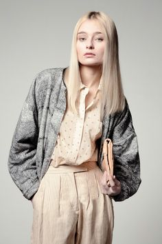 Perfect outfit - Stine Goya x Weekday Bomber