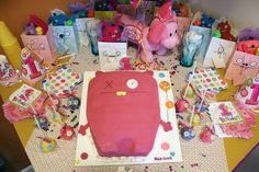 Ugly doll cake #uglydoll #cake