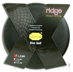 Vibram Ridge by Vibram. $15.95. The Ridge is a revolutionary step forward.  It excels at the finesse approach and can handle a power drive.  It likes to hold the line and will fly true.  As a putter, the Ridge has a comfortable grip and a smooth and natural release.  It works well as a hyzer putter and a straight-line putter.  The X-LINK material helps it grab the chains and stay in the basket.