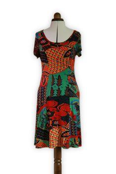 Jag har en ny favorit i garderoben! Den här klänningen funkar till allt: Jag har haft den tillatt gå hemma i en varm sommardag, jag bar...