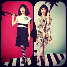 chara & Sumire