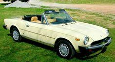 1979 Fiat 2000 Spider