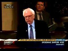 Sen. Bernie Sanders Exposes Illuminati At The U.S. Senate!?