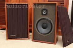the speakers that made me want to get into loud music...HaHa..This is a pair of Realistic MC-1200's