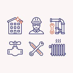 Here are some icons we designed together with a new identity for Engineering company Aavat. They really stand out from their competitors with approachable and fresh visual appearance, go check it out: www.aavat.fi 👷🏼🛠 #visualidentity #icons #branding #identity #graphicdesign