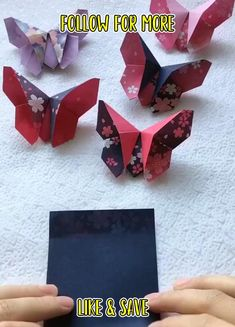 Cool Paper Crafts, Paper Crafts Origami, Creative Crafts, Diy Paper, Fun Crafts, Paper Art, Diy Crafts Hacks, Diy Craft Projects, Craft Ideas