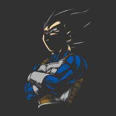 Dragon Ball Vegeta The Proud Prince