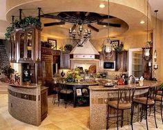 Dream kitchen #OMG!!!