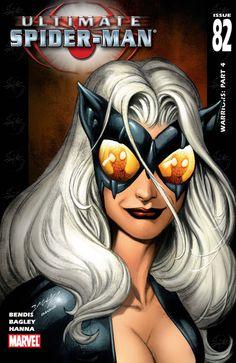 Marvel Comic Books, Comic Book Heroes, Marvel Characters, Marvel Movies, Comic Books Art, Comic Art, Superhero Books, Ultimate Spider Man, Ultimate Marvel