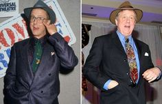 Harry Anderson - WireImage/Getty Images ; FilmMagic/Getty Images