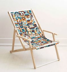 Mingo lamberti deck chair