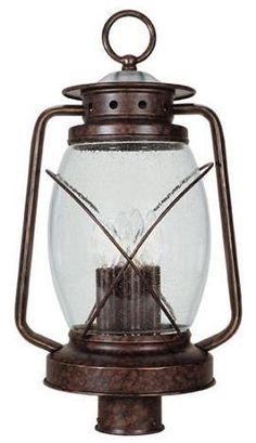 Smith Mtn. T.S. Ext. Post Lantern