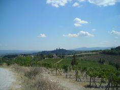 Toscana_San Gimignano_panorama