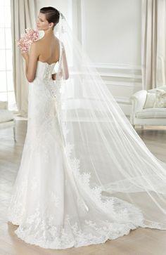 Wedding dress - Siren wedding dress