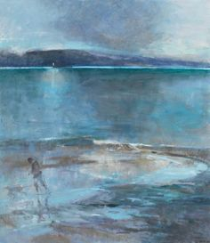Cloud Reflections, Cardigan Bay