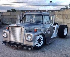 Modsteel's new IH Cummins shop truck