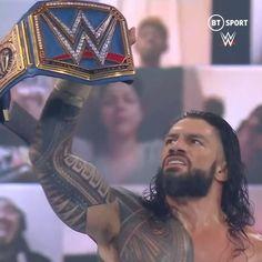 Roman Reigns Wwe Champion, Wwe Roman Reigns, Roman Reigns Shirtless, Tribal Chief, Bt Sport, Wwe Champions, Brock Lesnar, Roman Empire, Happy Fathers Day