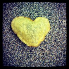 Heart shaped lays chip! :)