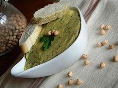 Kenyérre való…: csicseriborsó-krém Izu, Guacamole, Mexican, Ethnic Recipes, Food, Sauces, Posts, Messages, Essen