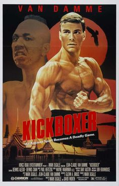 i love every jean claude van damme film...he was a great action actor back in the 80s and 90s .....