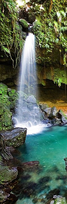Waterfall DOMINICA