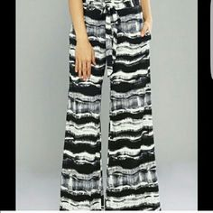 🎉HP 5/21🎉🆕Very J pants🆕 These cute Very J stretchy flare pants pairs well with the Boho off the shoulder bell sleeve top!  What a perfect vacation outfit or a night out in the town. Pants are 95% polyester and 5%spandex.  Small fits a 2-4, Medium fits a, Large fits an 8 Very J Pants Boot Cut & Flare