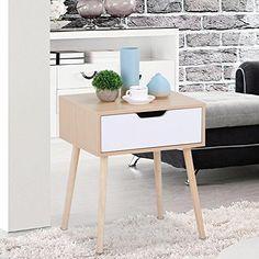 Topeakmart Walnut Bedside Table Solid Wood Legs Nightstan... https://www.amazon.com/dp/B06XGBX17Q/ref=cm_sw_r_pi_dp_x_WpI.ybDEXA604