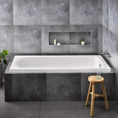 Athena Bathrooms, New Zealand owned and operated. Athena design premium baths, showers, vanities, and more bathroomware for Auckland and New Zealand. Bathroom Renos, Bathroom Ideas, Bathrooms, Back To Wall Bath, Double Ended Bath, Spa Jets, Shower Over Bath, New Zealand Houses, Wall Molding